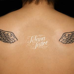 WING TATTOO