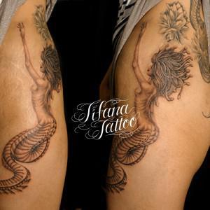 メドゥーサ|Medusaのタトゥー