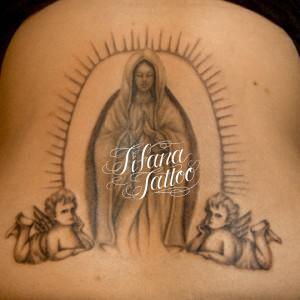マリア様と天使のタトゥー
