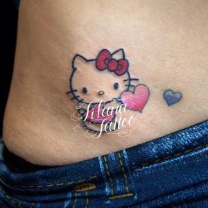 キティ|KITTYのタトゥー
