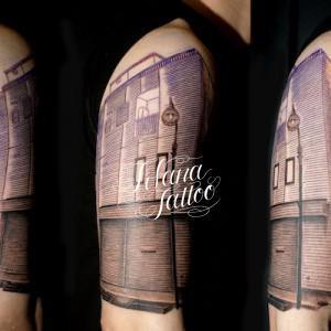 Local Tattoo 製作中