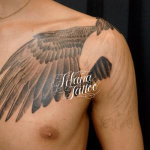 EAGLE TATTOO|製作中