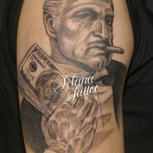 God Father Tattoo
