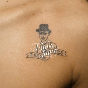 持ち込みデザインのタトゥー