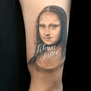 モナリザのタトゥー