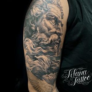ZEUS|ゼウスのタトゥー